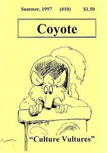COYOTE. #10 (1997) (digest) (Mel White) (1)