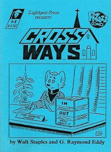 CROSSWAYS #1 (1992) (digest) (Staples & Eddy)