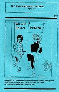 DALLAS BRAWL UPDATE 1993 04/April (digest) (1)