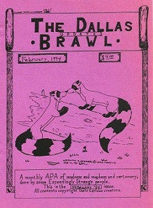 DALLAS BRAWL UPDATE 1994 02/February (digest) (1)