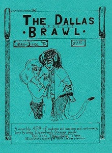 DALLAS BRAWL UPDATE 1996 05/May/June (digest) (1)