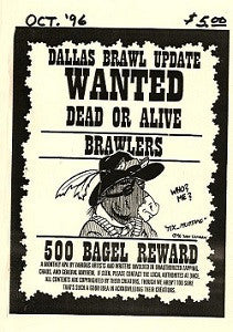 DALLAS BRAWL UPDATE 1996 10/October (digest) (1)