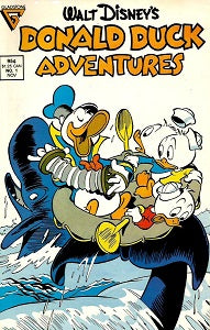 DONALD DUCK ADVENTURES (Gladstone) #1 (1987) (1)