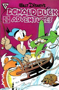 DONALD DUCK ADVENTURES (Gladstone) #4 (1988) (1)