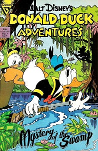 DONALD DUCK ADVENTURES (Gladstone) #7 (1988) (1)