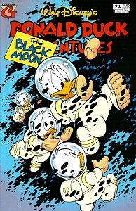 DONALD DUCK ADVENTURES (Gladstone.). #24 (1994) (1)
