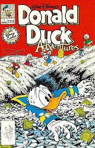 DONALD DUCK ADVENTURES (W.D. Publications) #1 (1990) (1)