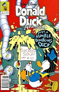 DONALD DUCK ADVENTURES (W.D. Publications). #13 (1991) (1)