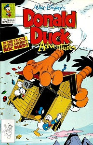 DONALD DUCK ADVENTURES (W.D. Publications). #16 (1991) (1)
