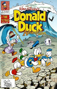 DONALD DUCK ADVENTURES (W.D. Publications). #17 (1991) (1)