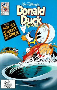 DONALD DUCK ADVENTURES (W.D. Publications). #19 (1991) (1)