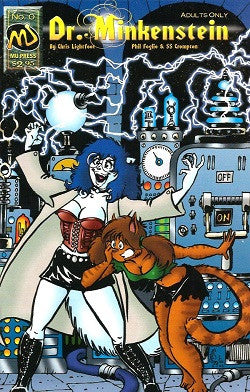 DR. MINKENSTEIN #0 (2005) (Lightfoot, Foglio & Crompton)
