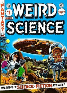 EC CLASSICS #2: WEIRD SCIENCE (1995) (1)