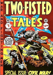 EC CLASSICS #3: TWO-FISTED TALES #1 (1985) (1)