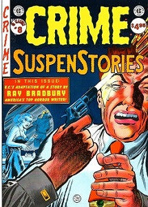 EC CLASSICS #8: CRIME SUSPENSTORIES (1986) (1)