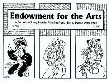 ENDOWMENT FOR THE ARTS Portfolio (1997) (Derrick Dasenbrock) (1)