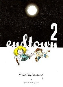 ENDTOWN Collected Volume #2 (2014) (Aaron Neathery)