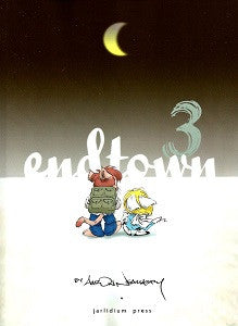 ENDTOWN Collected Volume #3 (2015) (Aaron Neathery)