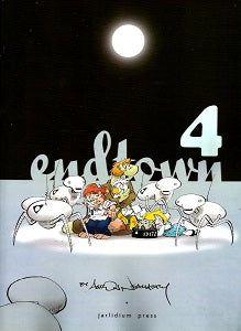 ENDTOWN Collected Volume #4 (2018) (Aaron Neathery