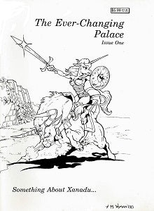 EVER-CHANGING PALACE #1, The (1990) (Vicky Wyman and Friends)