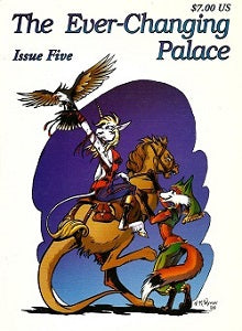 EVER-CHANGING PALACE #5, The (1992) (Vicky Wyman and Friends)
