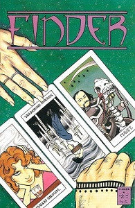 FINDER #4 (1997) (Carla Speed McNeil) (1)