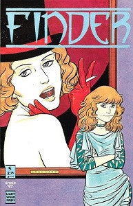 FINDER #5 (1997) (Carla Speed McNeil) (1)