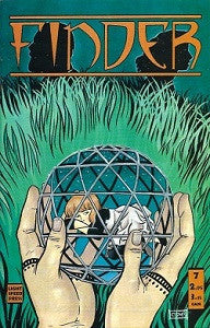 FINDER #7 (1997) (Carla Speed McNeil (1)