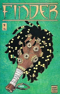 FINDER #9 (1998) (Carla Speed McNeil) (1)