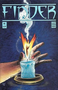 FINDER. #13 (1998) (Carla Speed McNeil) (1)