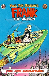FRANK THE UNICORN #1 (1986) (Phil Yeh)