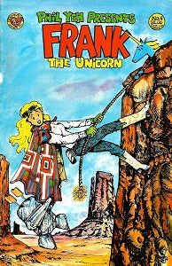 FRANK THE UNICORN #4 (1987) (phil Yeh)
