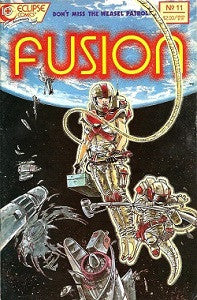 FUSION. #11 (1998) (Morwood, Reaves, Gallacci, Dowling, Macklin)