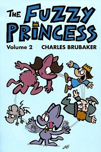 FUZZY PRINCESS Vol. 2, The (2020) (Charles Brubaker)