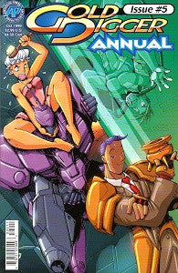 GOLD DIGGER ANNUAL #5 (1999) (1)