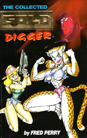 COLLECTED GOLD DIGGER Vol. 1 #1 (1995) (Fred Perry) (1)