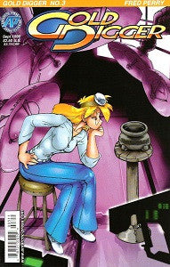 GOLD DIGGER Vol. 2 #3 (1999) (Fred Perry) (1)