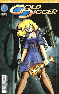 GOLD DIGGER Vol. 2 #6 (1999) (Fred Perry) (1)