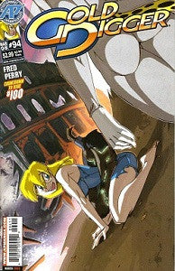 GOLD DIGGER. Vol. 2 #94  (2008) (Fred Perry)