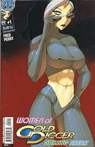 WOMEN OF GOLD DIGGER SPRING BREAK #1 (2010) (Fred Perry)