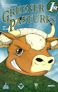 GREENER PASTURES #1 (1997) (SHOPWORN, 99 cents) (1)