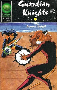 GUARDIAN KNIGHTS. #2 (of 4) (1997) (Dean & Tygger Graf)