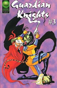 GUARDIAN KNIGHTS. #3 (of 4) (1997) (Dean & Tygger Graf)