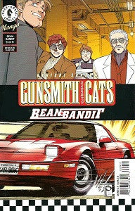 GUNSMITH CATS: BEAN BANDIT #9 (of 9) (1999) (Kenichi Sonoda) (1)
