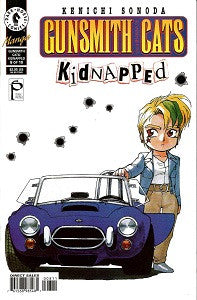 GUNSMITH CATS: KIDNAPPED #8 (of 10) (2000) (Kenichi Sonoda) (1)