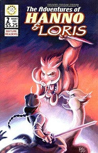 ADVENTURES OF HANNO & LORIS #2, The (2004) (Brock Hoagland) (1)