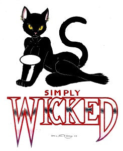 Hardiman Print #505: Simply Wicked (1996)