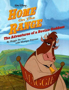 HOME ON THE RANGE: The Adventures of a Bovine Goddess (2004) (M. Peterson) (1)
