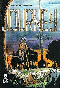 JOURNEY #2 (1983) (Wm. Messer-Loebs) (1)