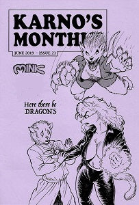 KARNO'S MONTHLY.. #21 (June 2019)